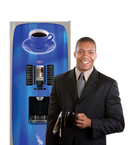 Beverage Vending Machines in Princeton and Surrounding Areas including Hamilton and Trenton